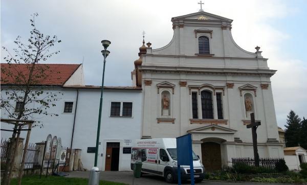 Františkánsky Kostol Všetkých Svätých